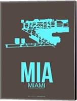 MIA Miami 2 Fine Art Print