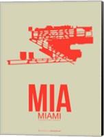 MIA Miami 3 Fine Art Print