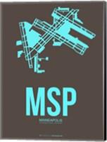 MSP Minneapolis 1 Fine Art Print