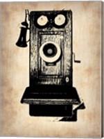 Vintage Phone 1 Fine Art Print