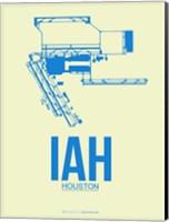 IAH Houston Airport 3 Fine Art Print