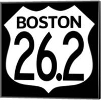 Boston Marathon Fine Art Print
