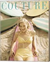 Couture May 1951 Fine Art Print