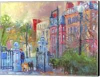 Boston Fine Art Print