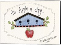 An Apple A Day... Fine Art Print