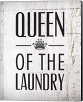 Queen Of The Laundry I Fine Art Print