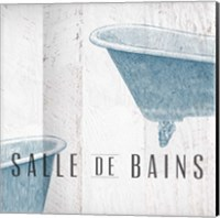 Salle de Bains I Fine Art Print