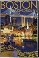 Boston MA Fine Art Print