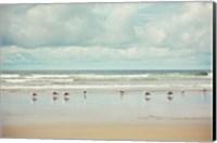 Beachcombing Fine Art Print