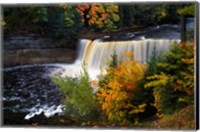 Tahquamenon Falls, Michigan Fine Art Print