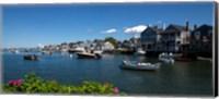 Nantucket Harbor, Massachusetts Fine Art Print
