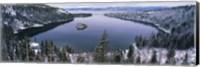 Emerald Bay, Lake Tahoe, CA Fine Art Print
