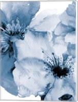 Raining Flowers 2 Fine Art Print