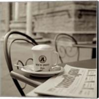 Tuscany Caffe VI Fine Art Print
