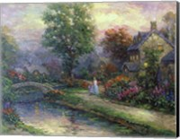 Warm Hearted Promenade Fine Art Print