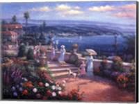 Seaside View Fine Art Print