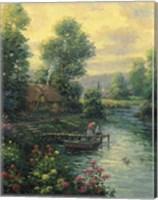 Lakeside Partners Fine Art Print