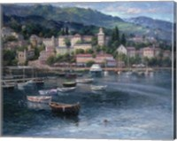 Tranquil Harbor Fine Art Print