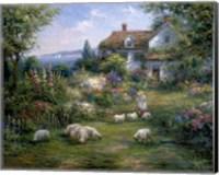 Home Sheep Home Fine Art Print