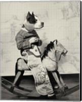 Dog Series #4 Fine Art Print