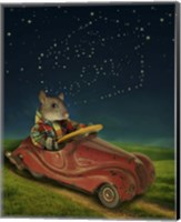 Mice Series #5.5 Fine Art Print