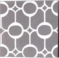 Latticework Tile II Fine Art Print