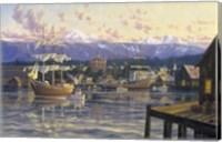Bellingham Harbor Fine Art Print