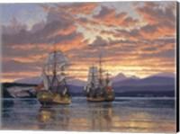 Captain Vancouver Fine Art Print