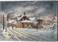 Wilton, N.H. Fine Art Print