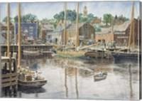Old  Gloucester Fine Art Print