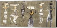 African Dance Fine Art Print