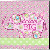 Elephant II Fine Art Print