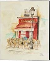 Cafe Du Paris I Fine Art Print
