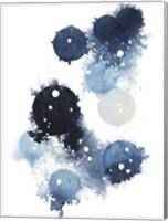 Blue Galaxy I Fine Art Print
