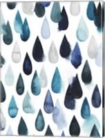 Water Drops II Fine Art Print