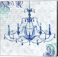 Chandelier I Fine Art Print