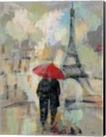 Rain in the City II Fine Art Print