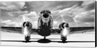 Airplaine Taking Off Fine Art Print