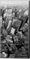 Skyscrapers in Manhattan III Fine Art Print