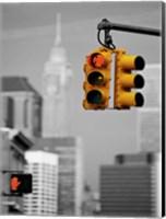 Crossroads, New York Fine Art Print