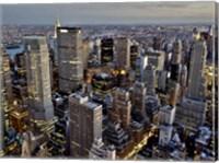 Midtown Manhattan Fine Art Print