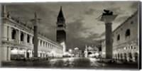 Piazza San Marco, Venice Fine Art Print