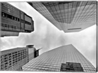 Urban View, NYC Fine Art Print