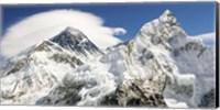 Mount Everest (detail) Fine Art Print