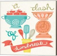 A Dash of Kindness Fine Art Print