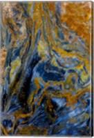 Pietersite from Namibia 6 Fine Art Print
