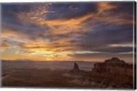 Arizona Sunset Fine Art Print