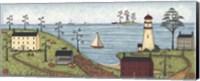 Little Lighthouse Fine Art Print