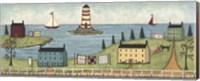 Lighthouse Island Fine Art Print