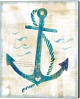 On the Waves IV Fine Art Print
